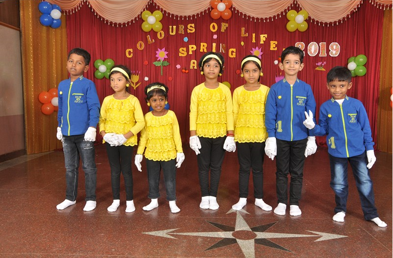Best School in Selaiyur Chennai